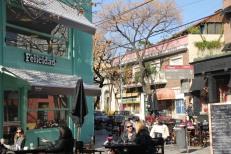 Um cafe dili de esquina