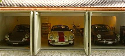 Garagem (Foto: Reprodução)